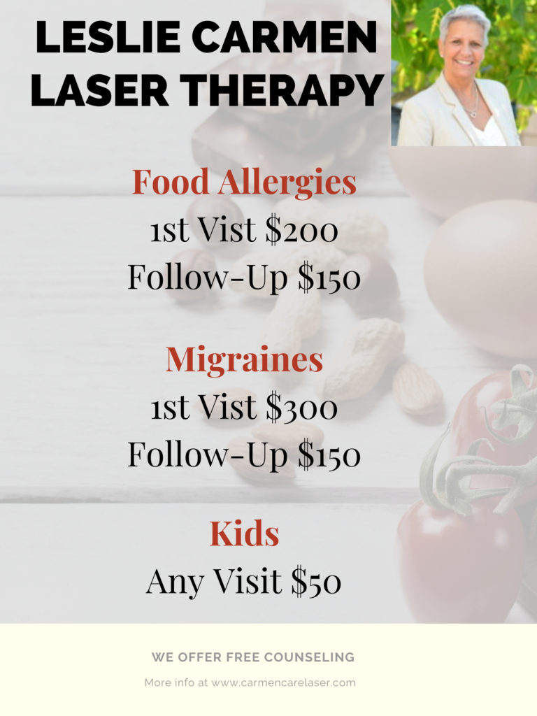 Leslie Carmen Laser Therapy